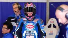 Alex Lowes, PATA Yamaha Official WorldSBK Team, Jerez Test day 4