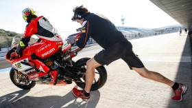 Xavi Fores, BARNI Racing Team, Jerez Test day 4