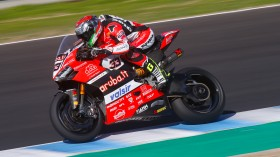 Marco Melandri, Aruba.it Racing - Ducati, Jerez Test day 4