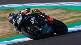 Tom Sykes, Kawasaki Racing Team, Jerez Test day 5