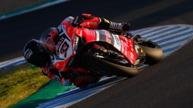 Marco Melandri, Aruba.it Racing - Ducati, Jerez Test day 5
