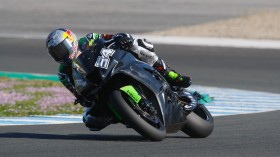 Toprak Razgatlioglu, Kawasaki Puccetti Racing, Jerez Test day 1
