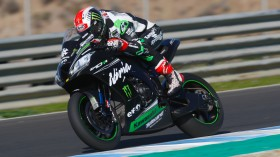 Jonathan Rea, Kawasaki Racing Team, Jerez Test day 1