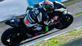 Tom Sykes, Kawasaki Racing Team, Jerez Test day 1