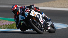 Loris Baz, GULF ALTHEA BMW Racing Team, Jerez test day 2