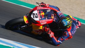 Leon Camier, Red Bull Honda World Superbike Team, Jerez Test day 2