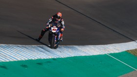 Michael van der Mark, Pata Yamaha Official WorldSBK Team, Jerez Test day 1