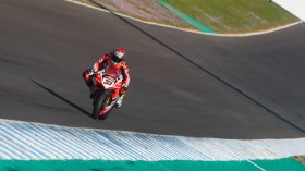 Marco Melandri, Aruba.it Racing – Ducati, Jerez Test day 2