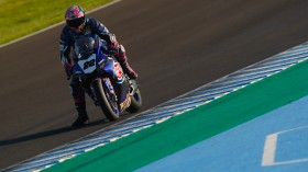 Alex Lowes, Pata Yamaha Official WorldSBK Team, Jerez Test day 2