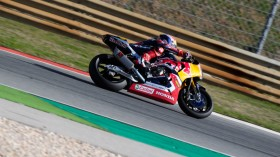 Jake Gagne, Red Bull Honda World Superbike Team, Portimao Test day 1