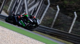 Tom Sykes, Kawasaki Racing Team, Portimao Test day 1