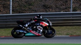 PJ Jacobsen, TripleM Honda World Superbike Team, Portimao Test day 1