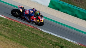 Leon Camier, Red Bull Honda World Superbike Team, Portimao Test day 1