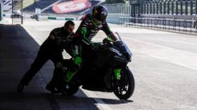 Toprak Razgatlioglu, Kawasaki Puccetti Racing, Portimao Test day 2