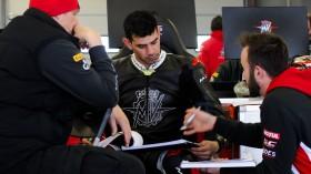 Jordi Torres, MV Agusta Reparto Corse, Portimao Test day 2