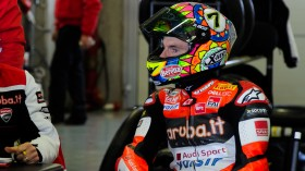 Chaz Davies, Aruba.it Racing – Ducati, Portimao Test day 2