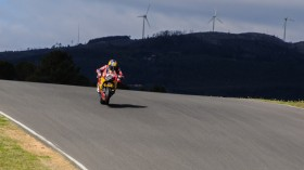 Jake Gagne, Red Bull Honda World Superbike Team, Portimao Test day 2