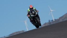 Jonathan Rea, Kawasaki Racing Team, Portimao Test Day 2