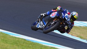 Federico Caricasulo, GRT Yamaha Official WorldSSP Team, Phillip Island Test day1