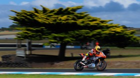 Luke Stapleford, Profle Racing, Phillip Island Test day1