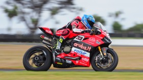 Marco Melandri, Aruba.it Racing – Ducati, Phillip Island Test day1