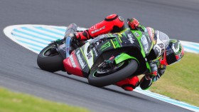 Tom Sykes, Kawasaki Racing Team, Phillip Island Test day1