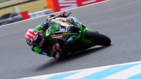 Jonathan Rea, Kawasaki Racing Team, Phillip Island Test day1