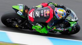 Kenan Sofuoglu, Kawasaki Puccetti Racing, Phillip Island Test day2