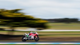 Eugene Laverty, Milwaukee Aprilia, Phillip Island Test day2