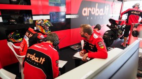 Chaz Davies, Aruba.it Racing - Ducati, Phillip Island Test day2