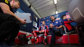 Leon Camier, Red Bull Honda World Superbike Team, Phillip Island Test day2