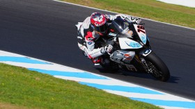 Loris Baz, GULF ALTHEA BMW Racing Team, Phillip Island Test day2