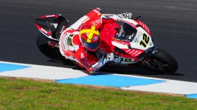 Xavi Fores, BARNI Racing Team, Phillip Island Test day2