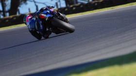 Alex Lowes, Pata Yamaha Official WorldSBK Team, Phillip Island Test day2