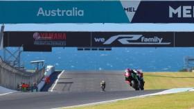 Toprak Razgatlioglu, Kawasaki Puccetti Racing, Phillip Island Test day2