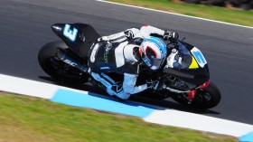 Stefan Hill, Profile Racing, Phillip Island Test day2