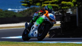 Jules Cluzel, NRT, Phillip Island Test day2