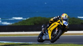 Randy Krummenacher, Bardahl Evan Bros. WorldSSP Team, Phillip Island Test day2
