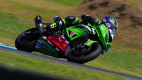 Hikari Okubo, Kawasaki Puccetti Racing, Phillip Island Test day2
