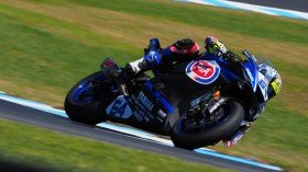 Federico Caricasulo, GRT Yamaha Official WorldSSP Team, Phillip Island Test day2