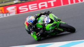 Kenan Sofuoglu, Kawasaki Puccetti Racing, Phillip Island FP2