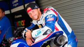 Kyle Smith, GEMAR Team Lorini, Phillip Island SP2