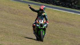 Jonathan Rea, Kawasaki Racing Team WorldSBK, Phillip Island RAC2