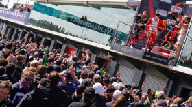 WorldSBK, Podium Phillip Island