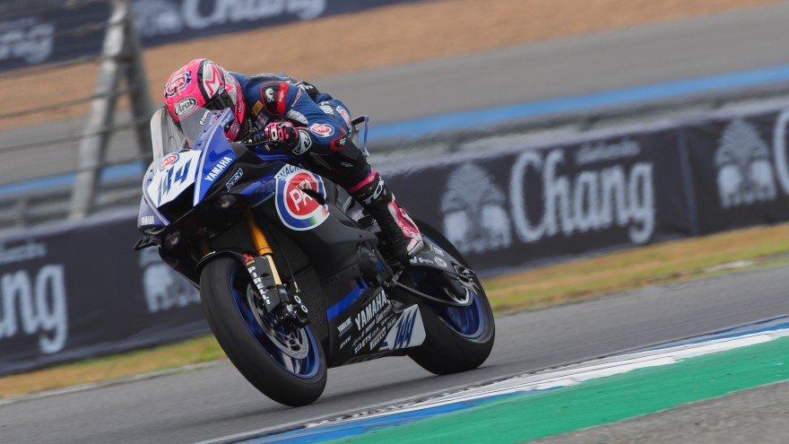 Lucas Mahias, GRT Yamaha Official WorldSSP Team, Buriram FP2
