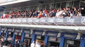 WorldSBK, Pit lane Buriram