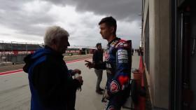Michael Vd Mark, Pata Yamaha Official WorldSBK Team, Aragon FP3