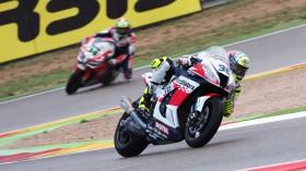 Leandro Mercado, Orelac Racing VerdNatura, Aragon FP3