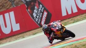 Leon Camier, Red Bull Honda World Superbike Team, Aragon FP1