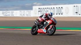 Raffaele De Rosa, MV Agusta Reparto Corse by Vamag, Aragon FP2